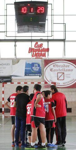 Bm Laguna CADETE MAS. 10- 29 CD Lourdes-UVA