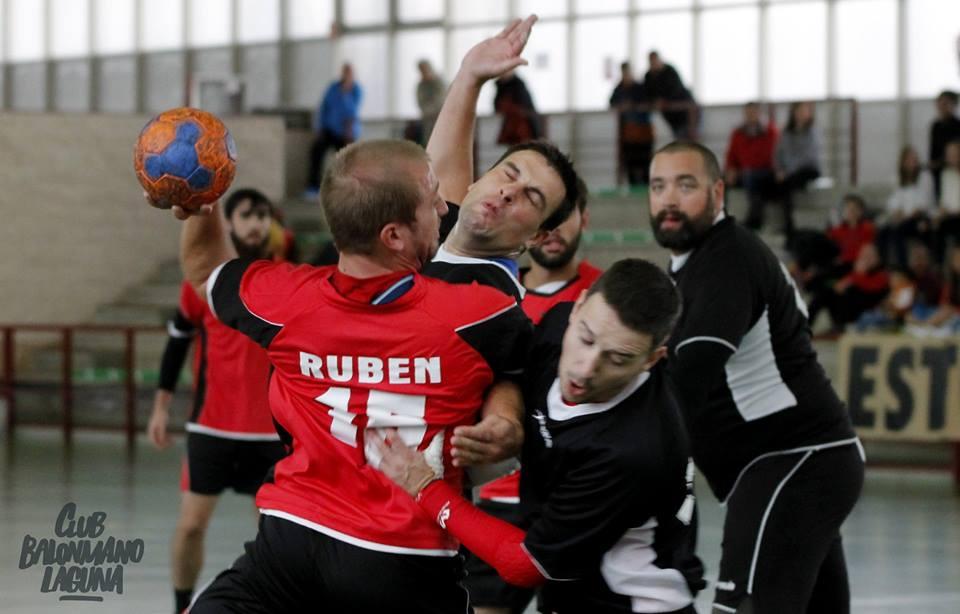 Nuestro jugador Rubén Callejo