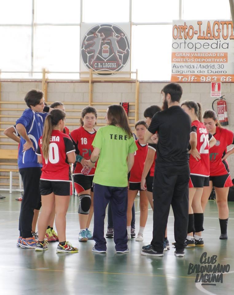 Bm. Laguna cadete fem. 19-29 CD BM Delicias