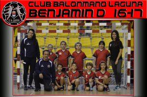 CBM Tudela B 0-2 BM Laguna Benjamín D