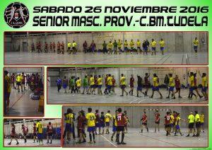 BM Laguna Senior Mas Prov. -Club Balonmano Tudela