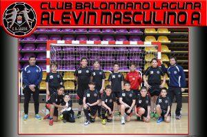 BM Laguna Alevín Mas. A – C. Peñalba