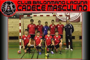 BM Laguna Cadete Mas – Aula Valladolid