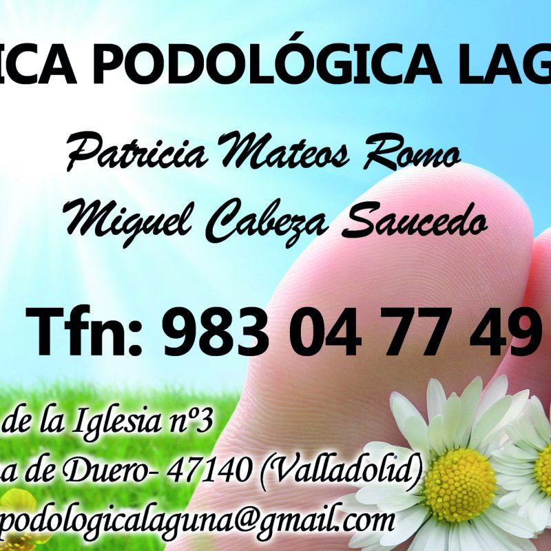 Clínica podológica Laguna