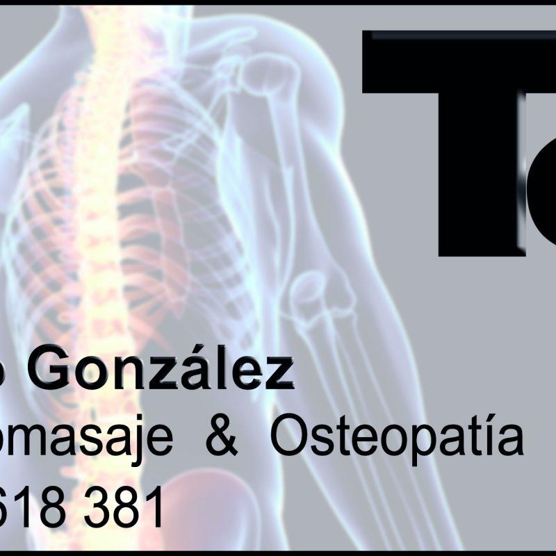 TINO GONZALEZ OSTEOPATA