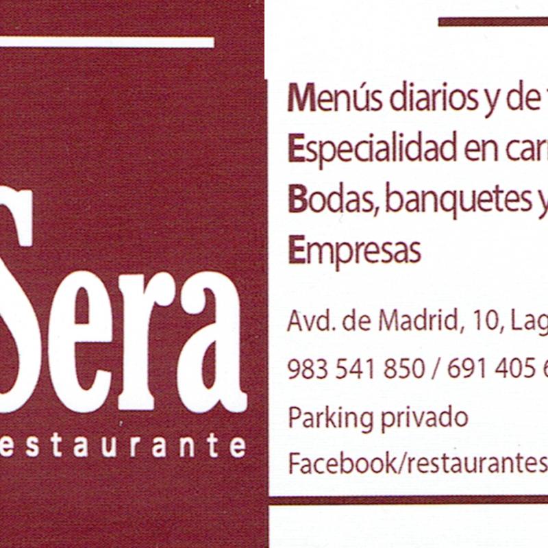 Sera- Restaurante